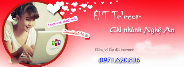 Đăng Ký Lắp Đặt Wifi FPT Thị Xã Thái Hòa