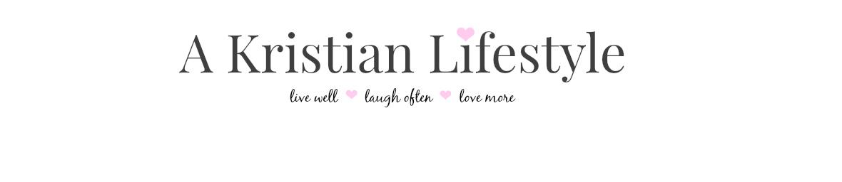 A Kristian Lifestyle
