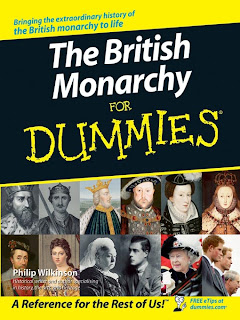 philip wilkinson, the british monarchy for dummies