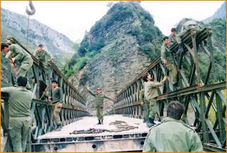 Τελευταίος Διοικητής 2ης ΜΟΜΑ (Λάρισα): «Με 15 φανταράκια στήναμε ολόκληρη γέφυρα σε πέντε μέρες»