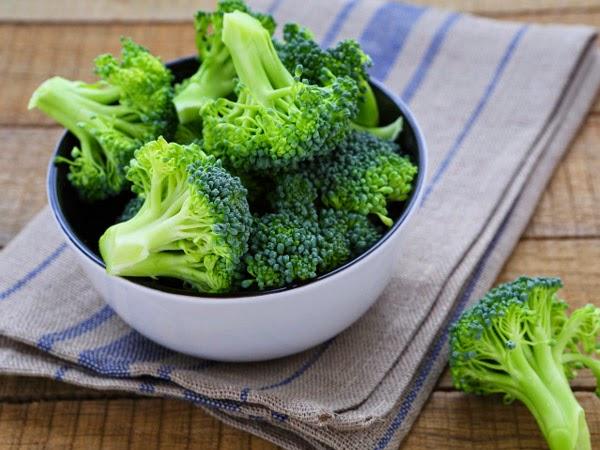 konsumsi brokoli bisa menurunkan berat badan