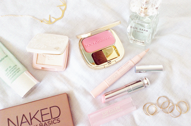 Spring 2014 beauty must haves clinique paul and joe elie saab urban decay dior dolce gabbana