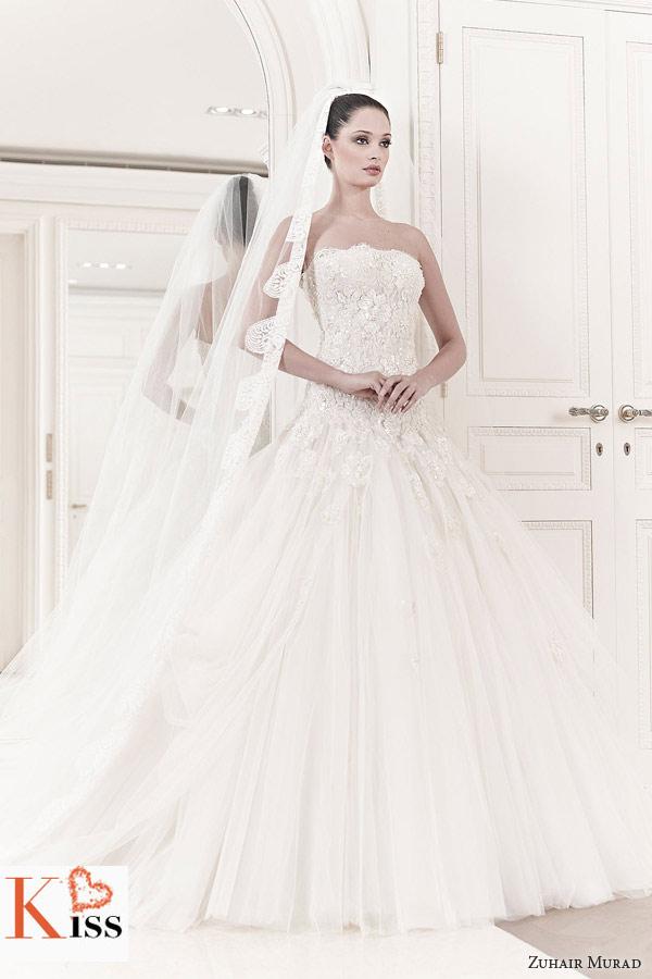 Cheap Wedding Gowns Online Blog Zuhair Murad Wedding Dresses For Spring 2014