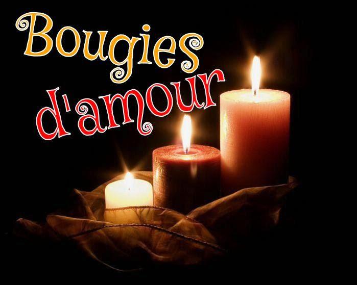 La magie des bougies romantiques, Rituel envoûtement d'amour par bougies