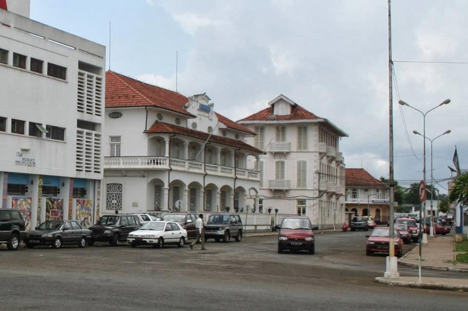 Atelier de prevenção dos riscos climáticos em São Tomé e Príncipe