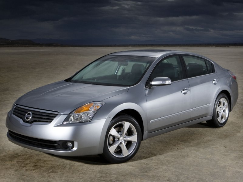 2012 Nissan Altima Car Review