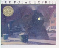 bookcover of  POLAR EXPRESS  by Van Allsburg