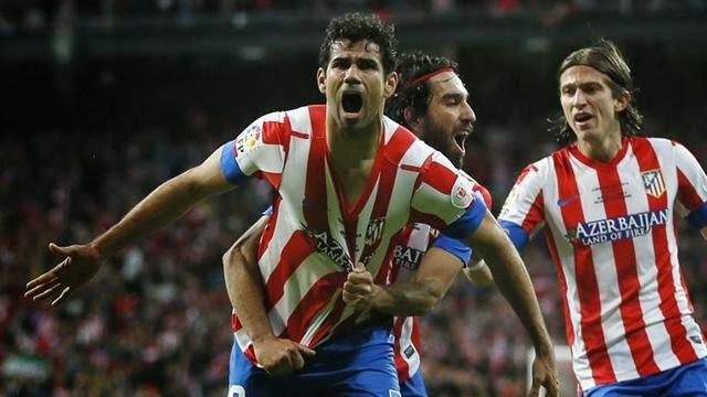 اتلتيكو مدريد يسحق ريال سوسيداد برباعية ويرتقي لصدارة الليغا