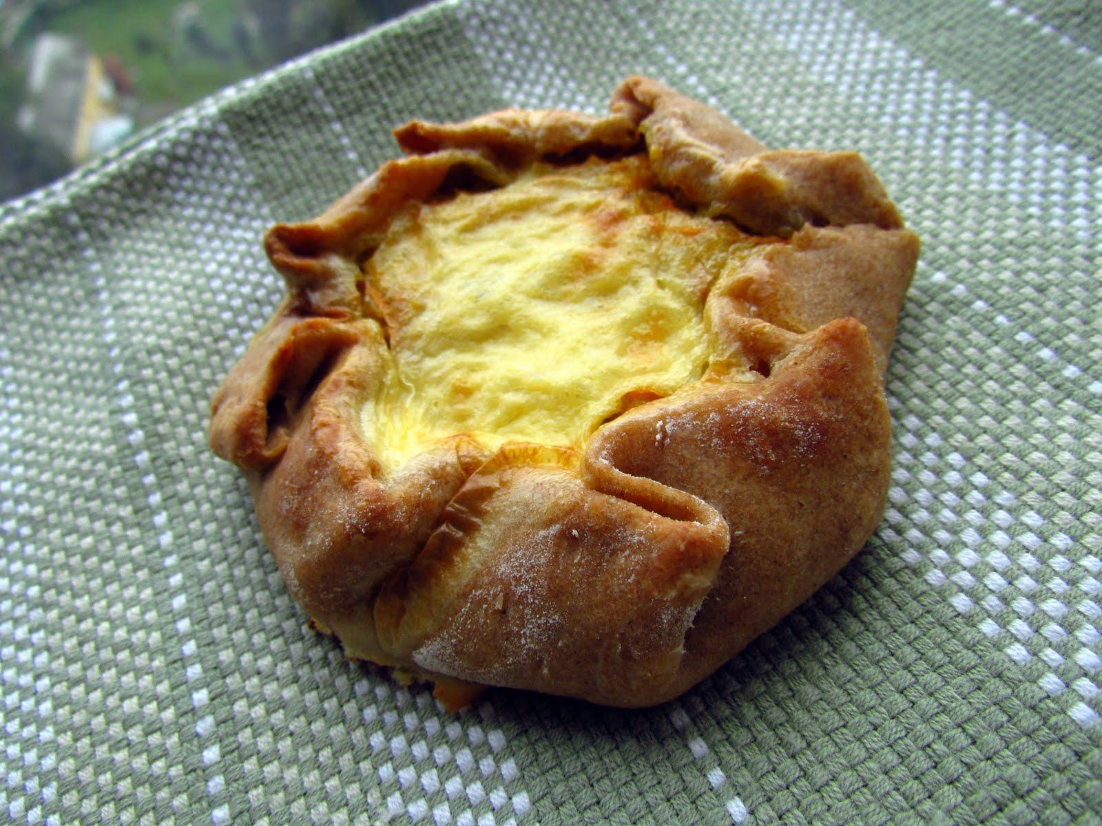 Рецепт калиток из ржаной муки с картошкой пошагово