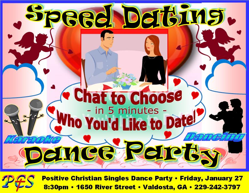 Christian speed dating queens