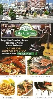 RESTAURANTE ISLA CRITINA - 965069430