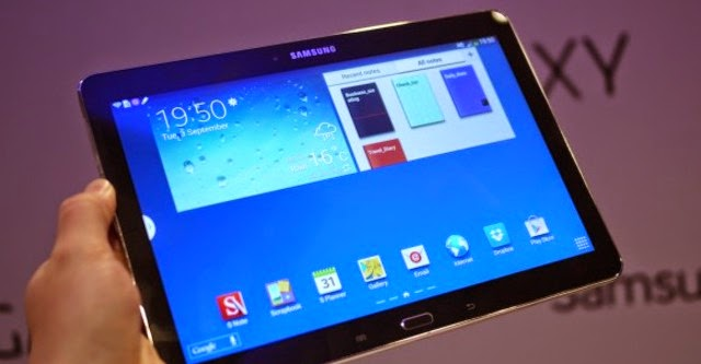 Lộ diện Galaxy Note 10.1 (2015)