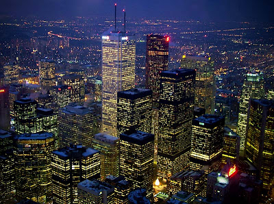 Toronto Night View