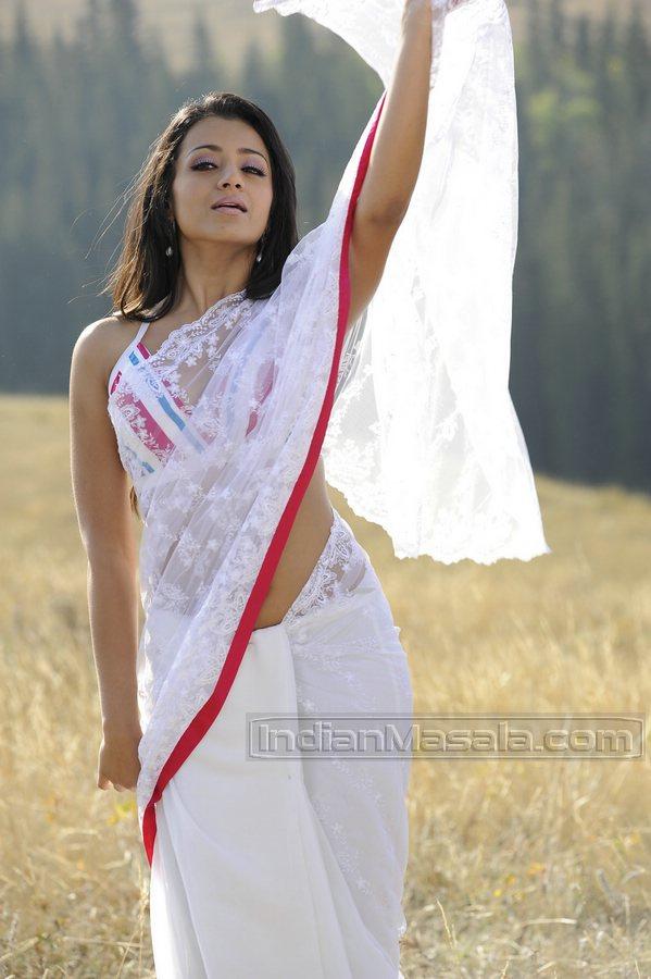 Desi Shotz: Shriya showing white bra through transparent