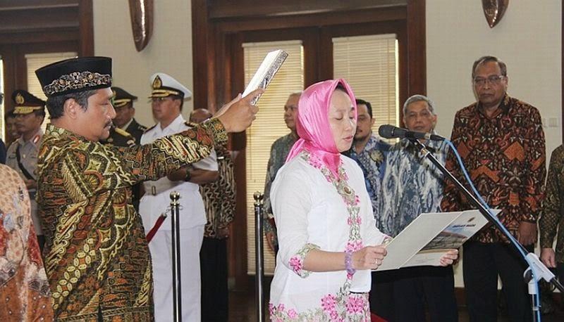 Dwikorita Karnawati, Rektor Baru Universitas Gadjah Mada (UGM) Yogyakarta