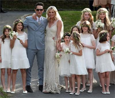 semplicemente perfetto wedding lily allen kate moss america ferrara Charlene Wittstock