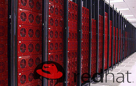 Red Hat Acquire Cloud Storage Gluster Inc.