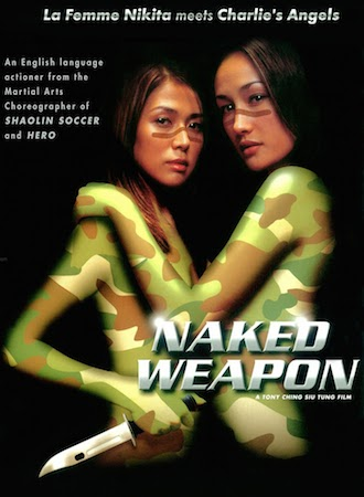 Naked Weapon 2002 Dual Audio BluRay Download