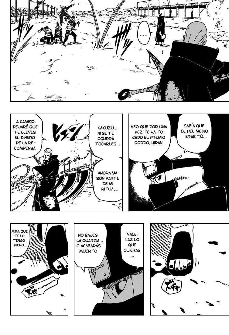 Naruto Shippuden Manga 323