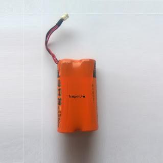 Pin chuyên dùng cho máy tuần tra bảo vệ