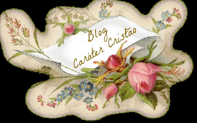 Blog Caráter Cristão