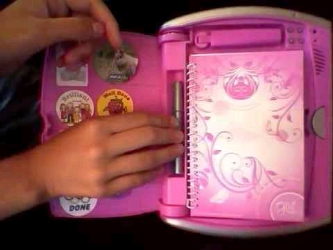 GIRL TECH PASSWORD JOURNAL INSTRUCTION MANUAL
