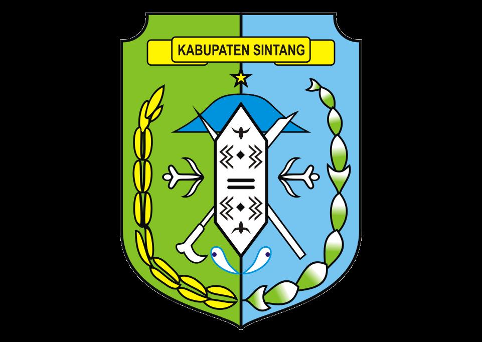 Logo Kabupaten Sintang Vector download