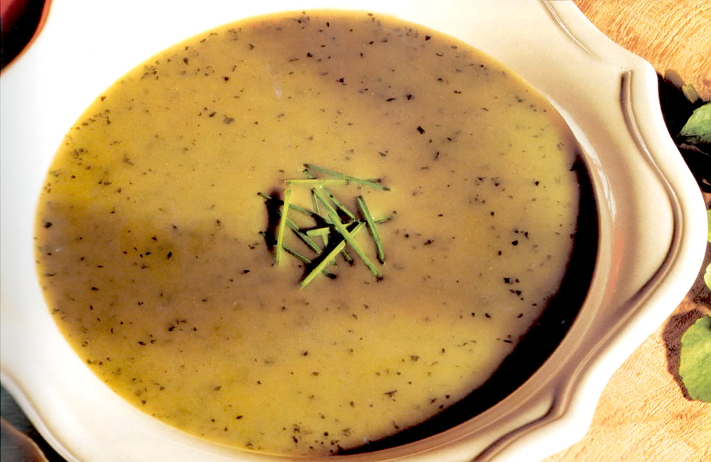 Celtnet Recipes Blog: Watercress Soup Recipe