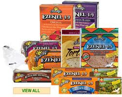 50/1 Food For Life Products ( Ezekiel )