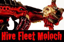 Hive Fleet Moloch