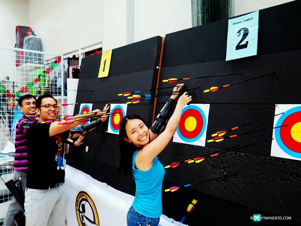 Indoor Archery Range in Singapore: Why Not Try All Out Fast-Fun Shooting Spree