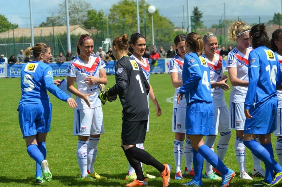 Louisa necib france lyon rejoint donc le psg en finale de coupe de france soyaux 0 3 - Coupe de france psg lyon ...