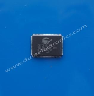 Jual IC CY7C68013A-100AXC (QFP-100 Pin)