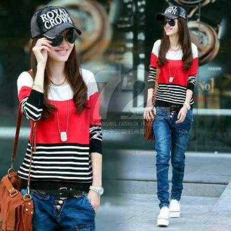 Fashion Korea Rajutan Milkan