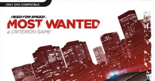 ملف تختيم need for speed most wanted