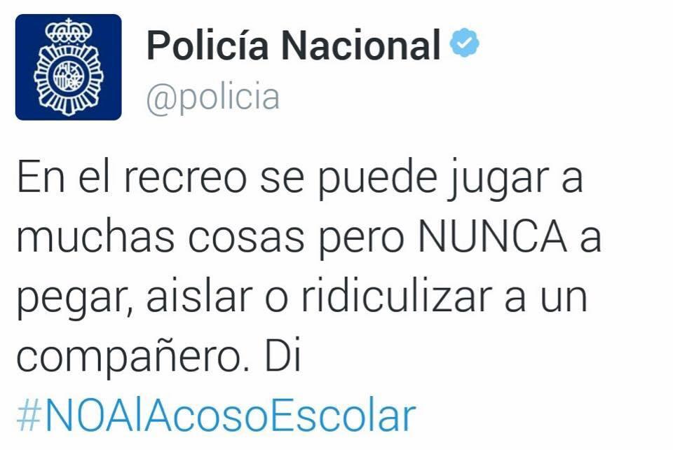 #NoAlAcosoEscolar