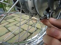 Penyetelan pedal rem sepeda motor