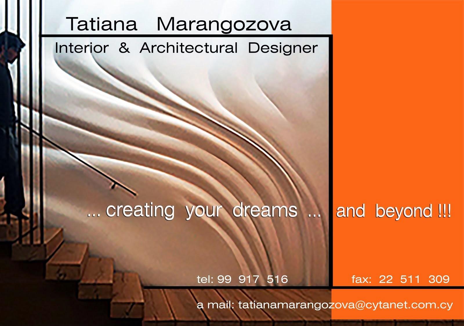 Interior & Architectural Designer