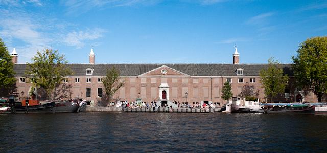 Hermitage Museum em Amsterdã