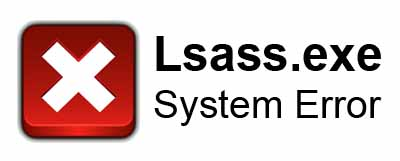 lsass.exe windows xp repair