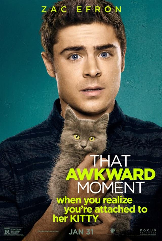 """Imágenes de la película """"That Awkward Moment"""""""