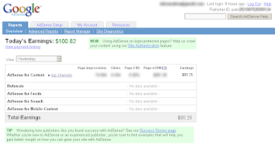 Google Adsense money generator