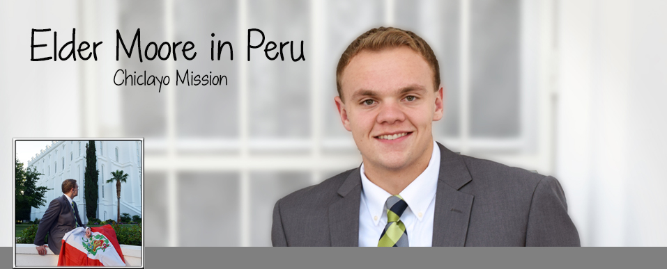 Elder Moore in Peru