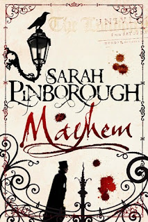 Mayhem Sarah Pinborough cover
