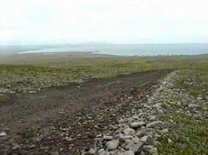misteri desa eskimo hilang - angikuni lake