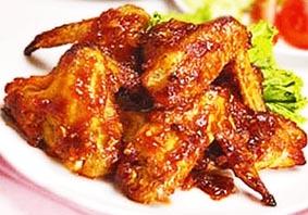 Resep Sayap Ayam Bakar Madu