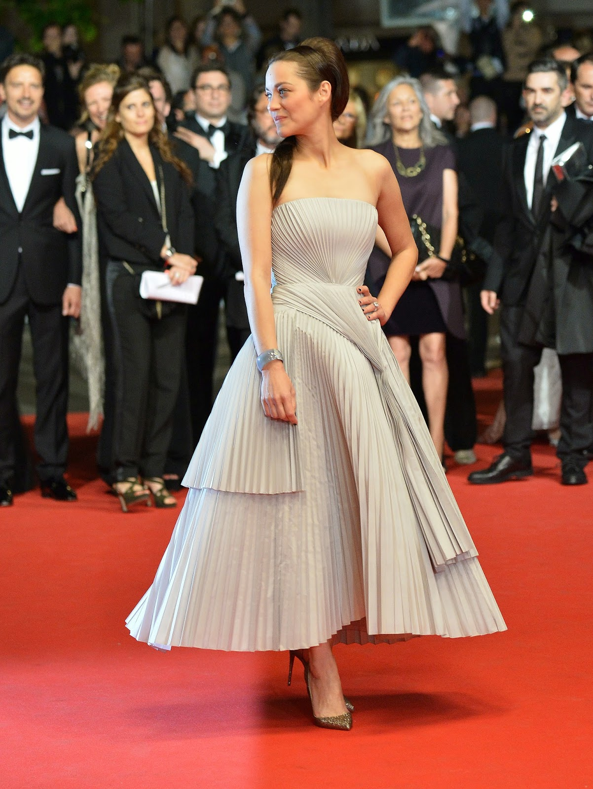 Cannes Film Festival 2014 - Marion Cotillard HD Pictures & Wallpapers