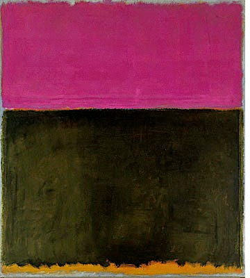 Mark Rothko - Untitled,1953.