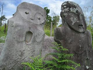 Arca batu