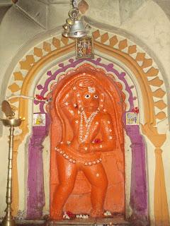Battis shirale maruti - 11 Maruti temples akara hanuman darshan